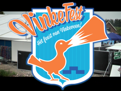 Vinkefest in Vinkeveen after movie